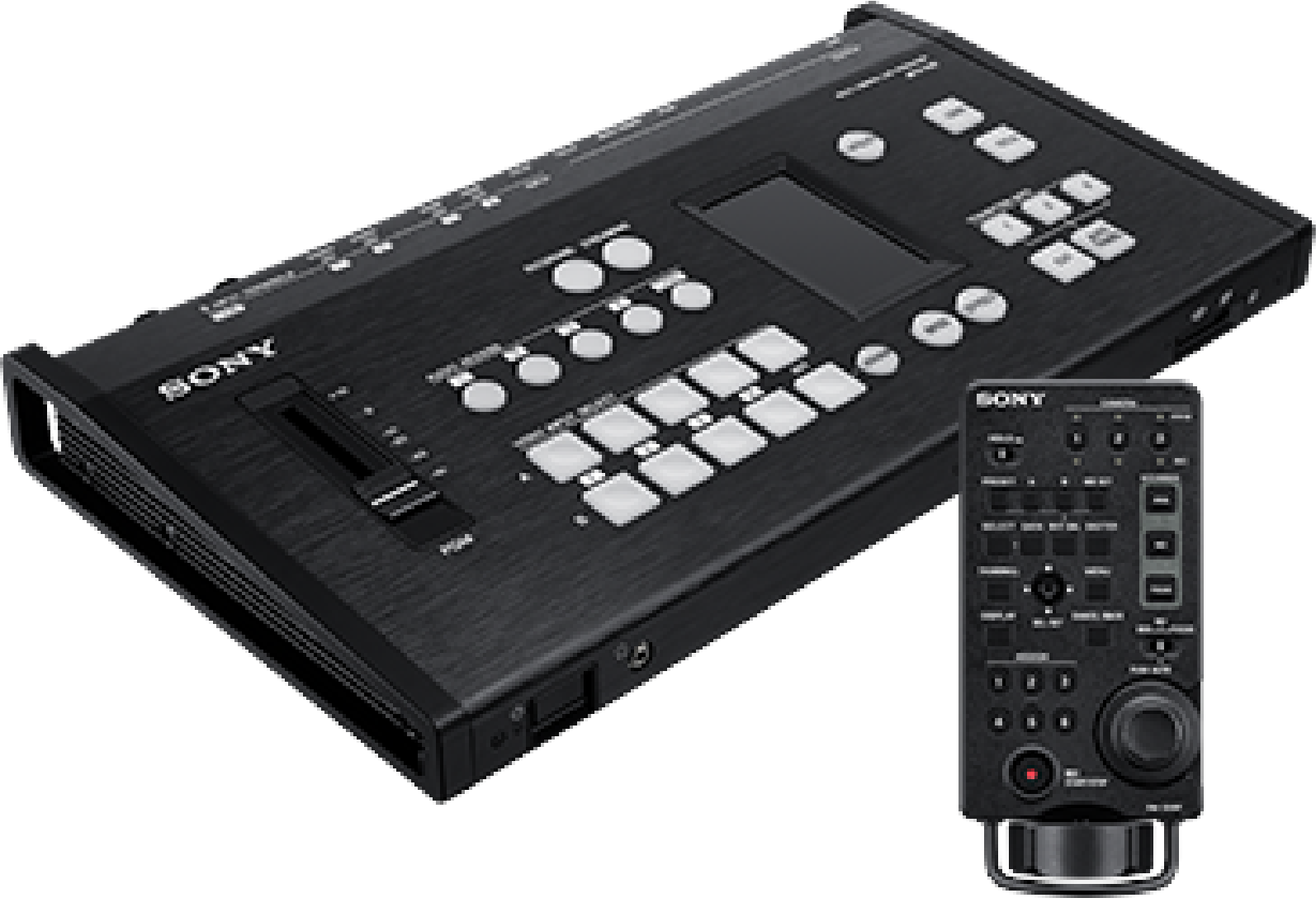 Sony's MCX-500 live producer