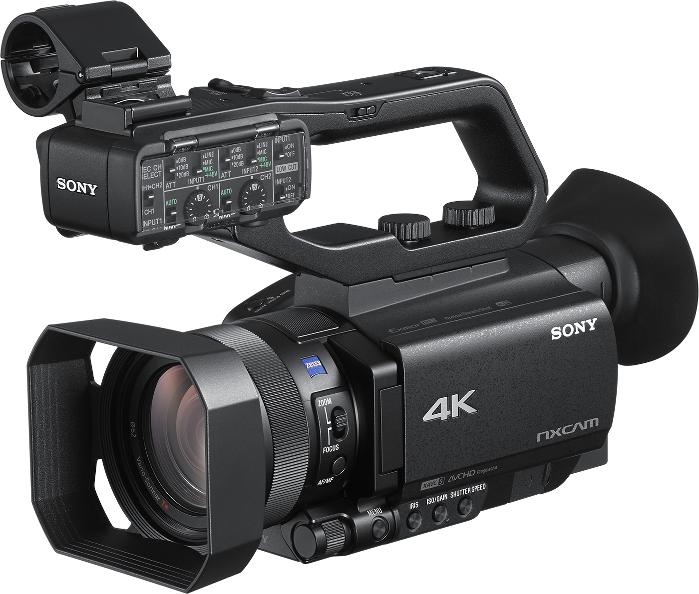 Camcorders | Sony | Alpha Universe