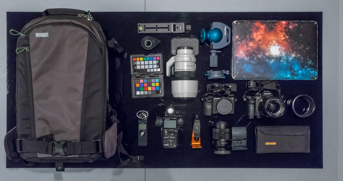 What's In My Bag: Joe Brady's Kit For Landscapes