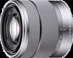 E 18–55mm F3.5–5.6 OSS