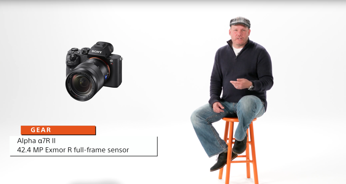Take The Picture You Want Part 1: Camera Setup with Robert Evans