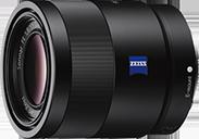 Sonnar® T* FE 55mm F1.8 ZA