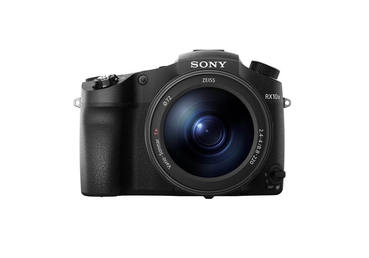 DPReview's Barney Britton Takes The RX10 III For A Hike | Sony