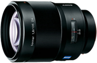 Sonnar® T* 135mm F1.8 ZA