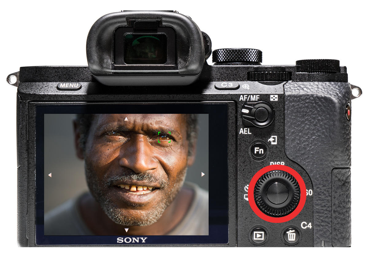 Using Center Button AF on Sony α7-Series Cameras