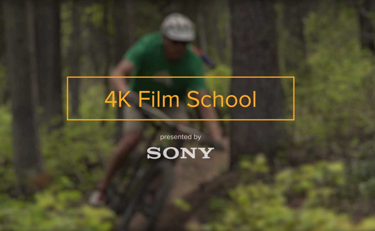 4K Film School: Create High-Impact Action-Sports Videos