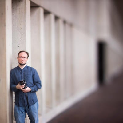 Alpha Universe Author Thibault Roland